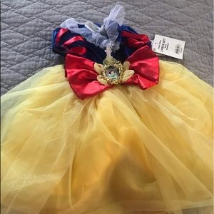 Snow White baby dress